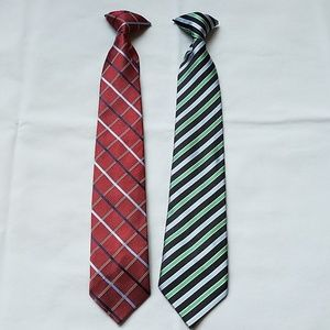 Other - Boys Clip~On Ties